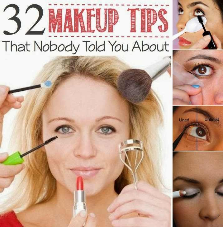 Diy Wedding Makeup Suggestions : 32 Makeup Tips That Nobody Told You About - DIY Craft Projects