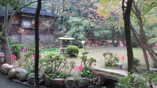 Yoki-so Villa, Kakuozan, Nagoya