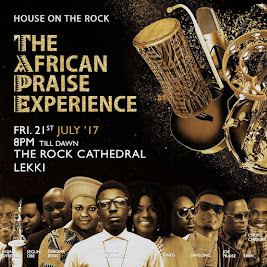 promotion: THE AFRICAN PRAISE EXPERIENCE