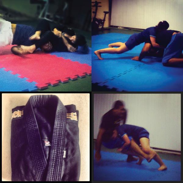 treino feminino jiu jitusu - esporte - vida saudavel - brabara urias
