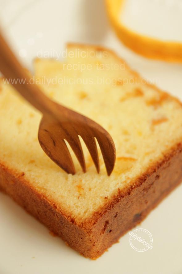 Orange Pound Cake Recipe Using Cake Mix