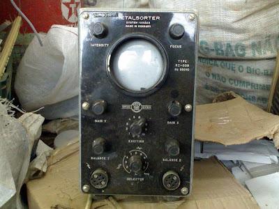 Metalsorter RZ-009