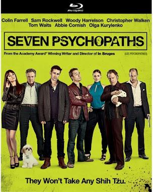 Seven Psychopaths 720p HD Español Latino