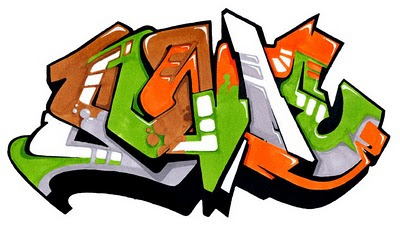 Airbrush_Letters_3D_Designs_Sketch