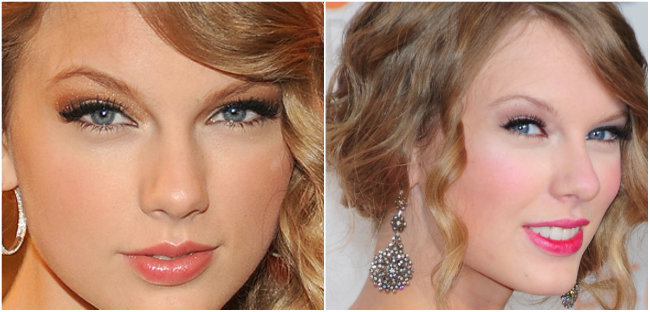 taylor swift makeup, small eyes makeup, maquilhagem olhos pequenos