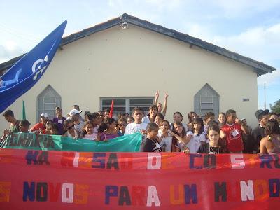 JM da Diocese de Porto Nacional se reúne em Talismã/TO