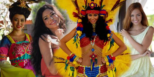 kontestan miss world 2013
