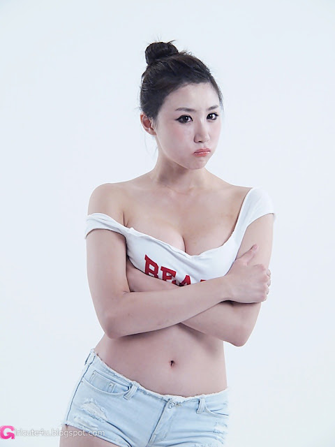4 Yeon Da Bin - Beans-Very cute asian girl - girlcute4u.blogspot.com