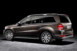mercedes benz gl grand edition
