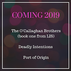 Romantic Suspense Coming 2019