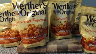 "Werther Werther's Original Caramel Popcorn ""Munch and Movie"" Mommy Party"