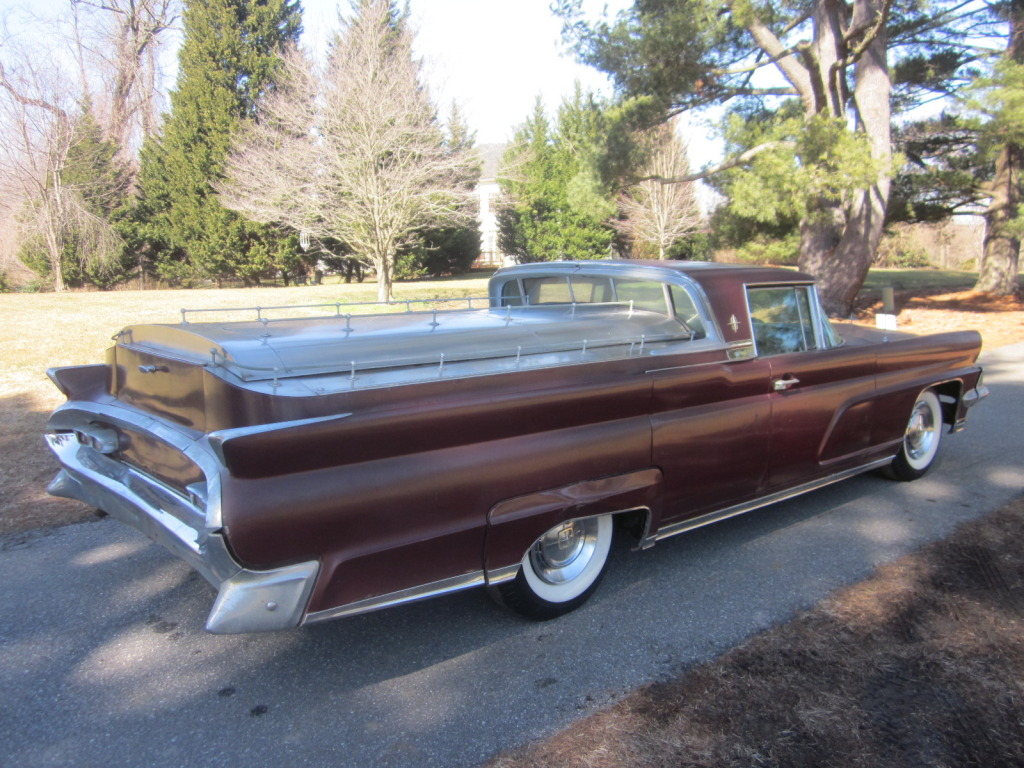 Daily Turismo 15k Lincero Hearse 1959 Lincoln