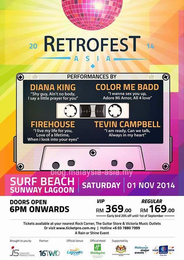 Retrofest Asia Malaysia 2014