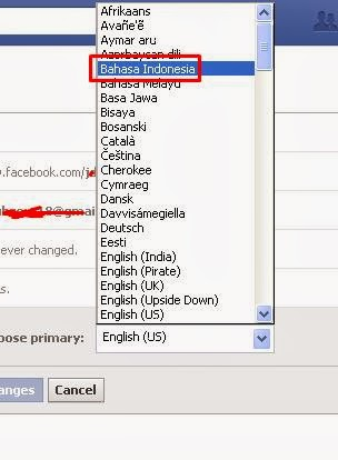 how to change fb name