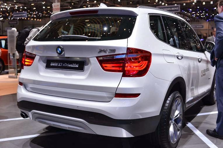 bmw x3 facelift 2014 bmw x5 2014