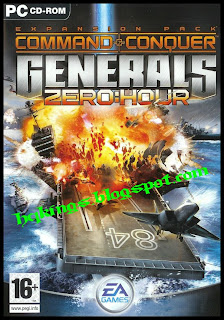 Command & Conquer Generals Zero Hour PC Game FullCommand & Conquer Generals Zero Hour PC Game Full
