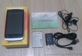 Cherry Mobile Amber Retail Package