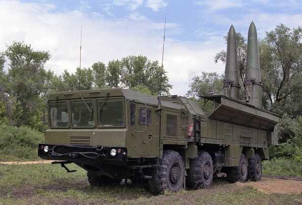 Distrik Militer Tengah Rusia Akan Terima Rudal Iskander-M  Untuk Menggantikan Tochka-Us
