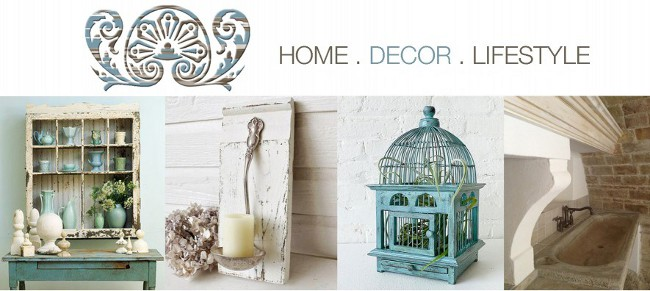 ... Shabby Fusion Girl! - Home Shabby Home  Arredamento, interior, craft