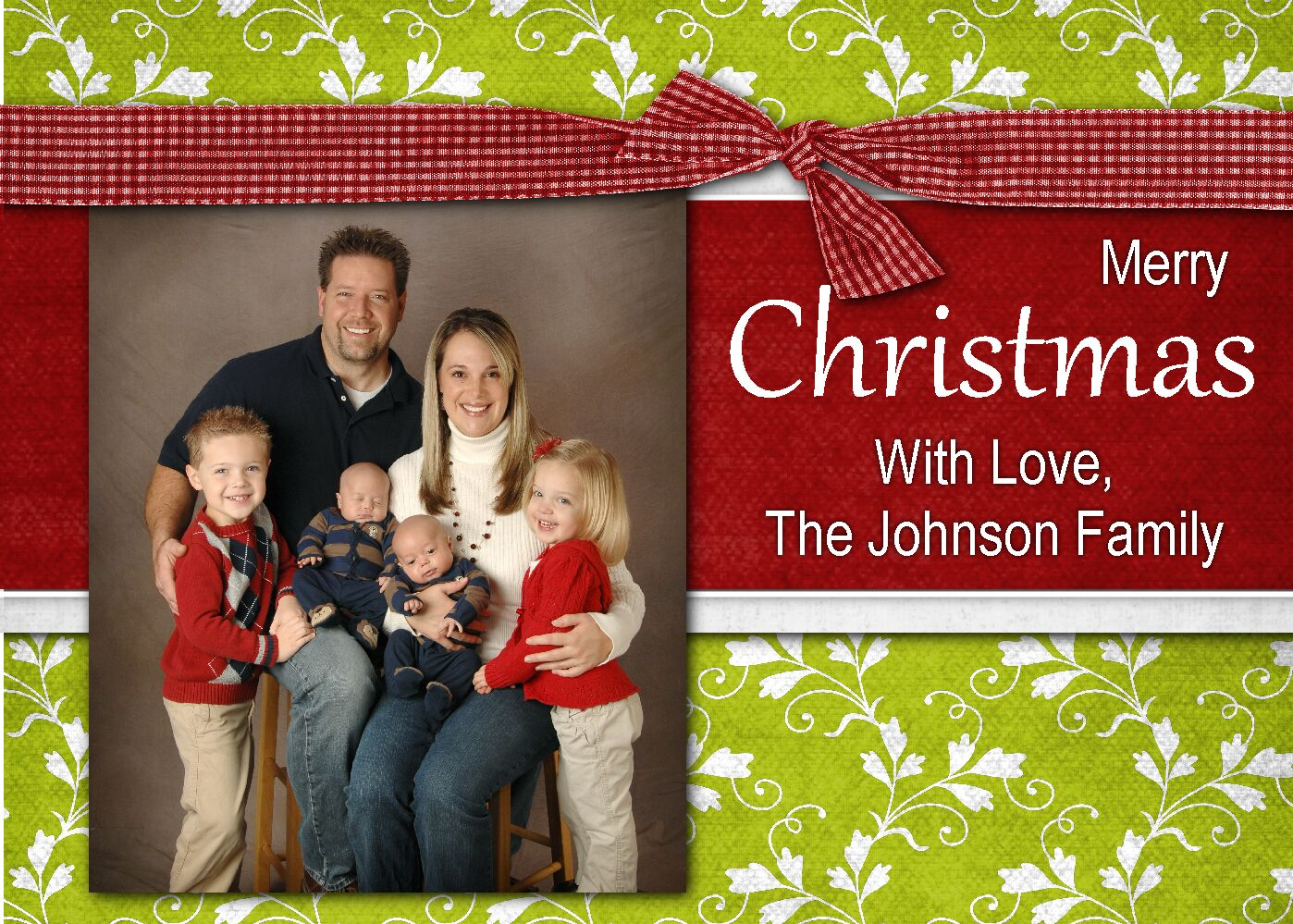 GeneaWebinars Create your own Christmas cards and share Family