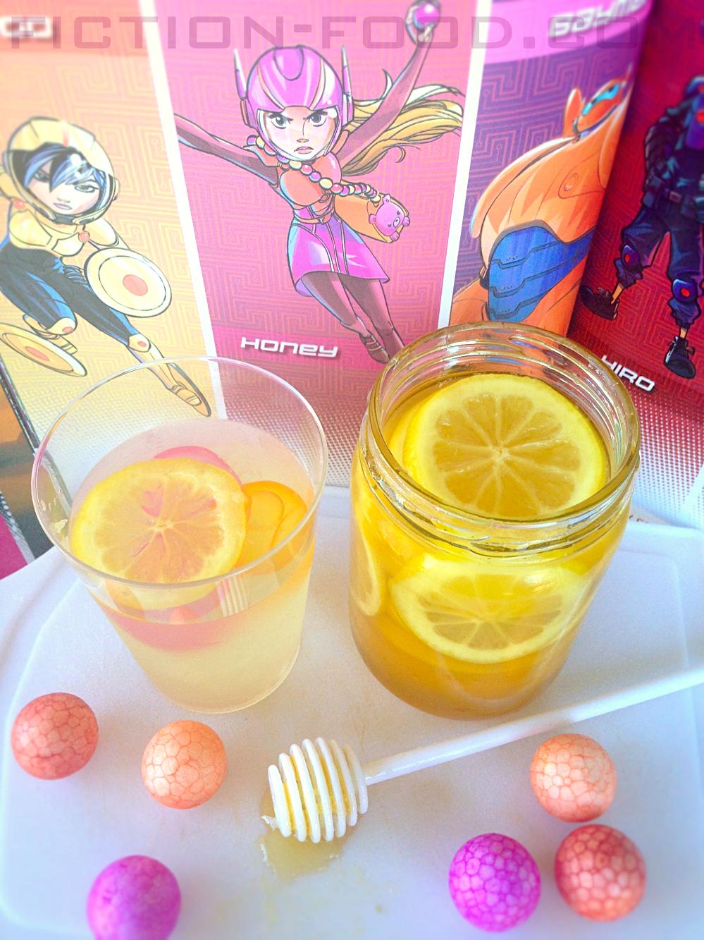 Honey Lemon Big Hero 6 Comic