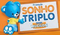 Promoção Sonho Triplo Nestlé Mucilon