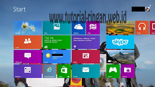 Hasil Software Decor8 di PC Penulis