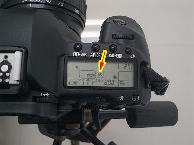 camera matrix or evaluative metering mode