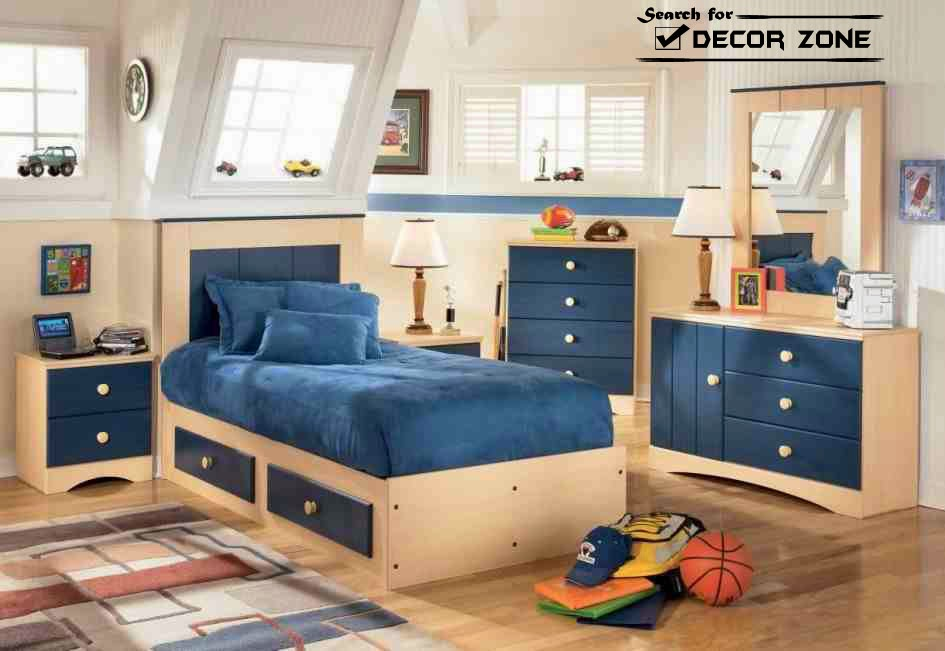 Small Bedroom Furniture Ideas Platform Bed With Storage Drawers