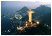 Rio de Janeiro- Cristo, à noite
