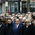 World leaders march on streets of Paris over Charlie Hebdo terror victims