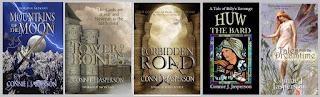 Connie J Jasperson Author Page