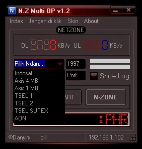 Inject N.Z Multi OP v1.2 05 Agustus 2014