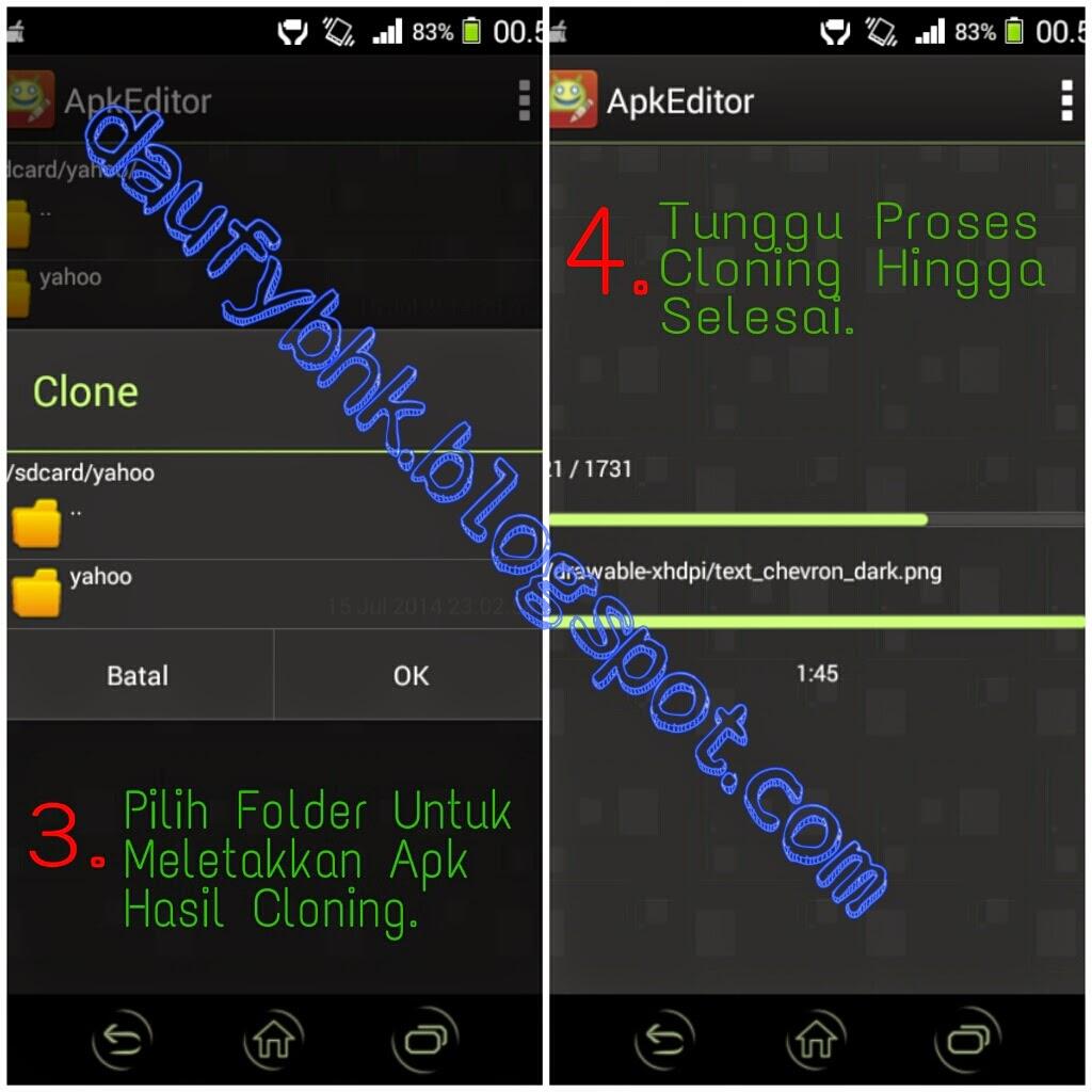 Tutorial Bergambar Cloning Apk (Daufybhk.blogspot.com)