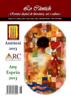 Lo Càntich - Número 18 - Antítesi, 2013
