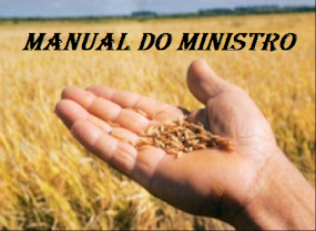 MANUAL DO MINISTRO