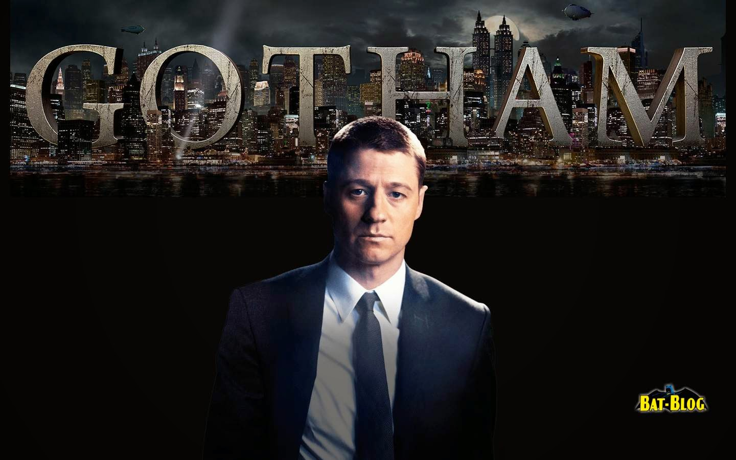 Gotham tv Show Wallpaper Batman's New Gotham tv Series