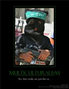 Multiculturalism: Civilizational suicide