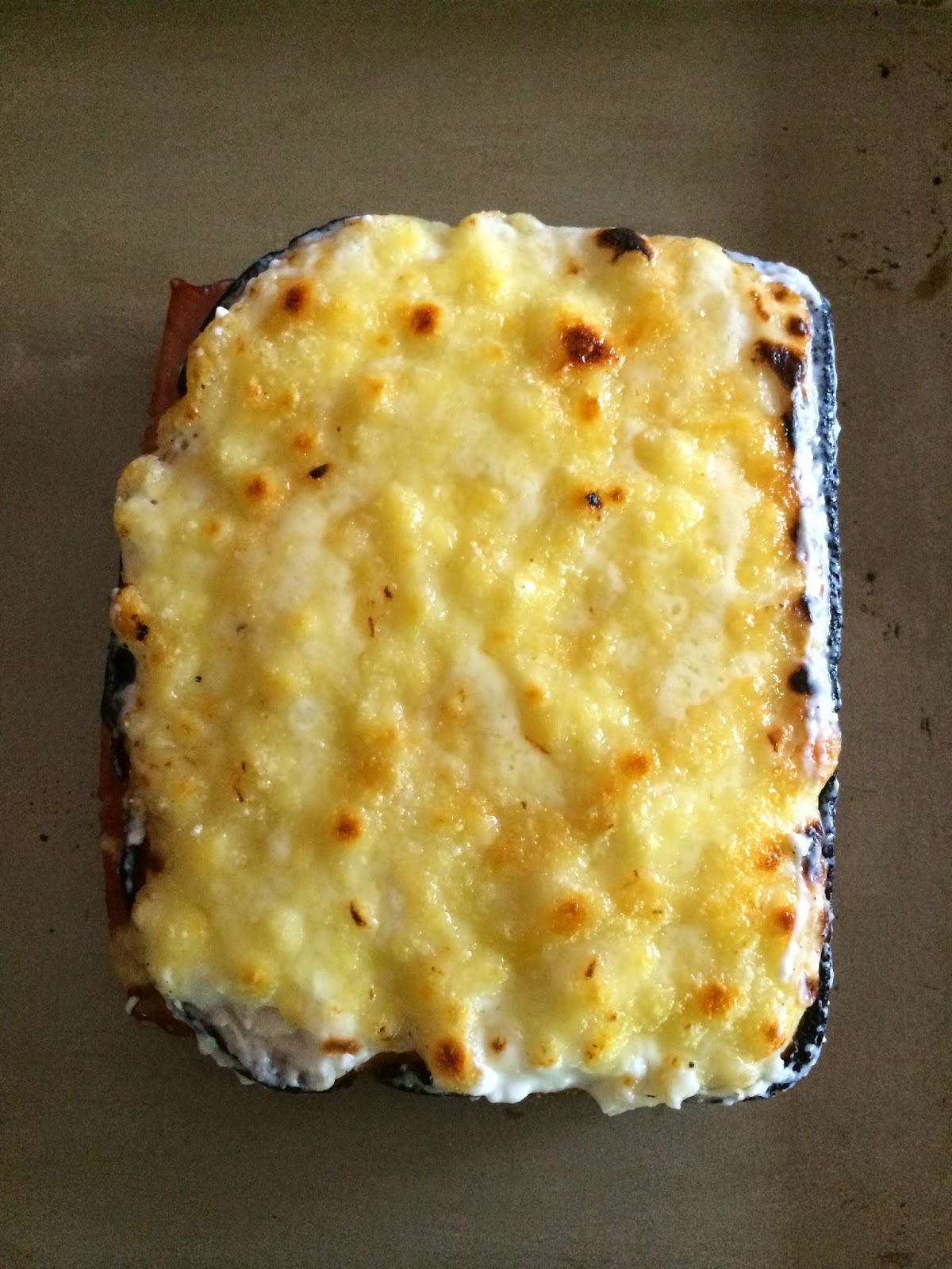 how to cook croque monsieur