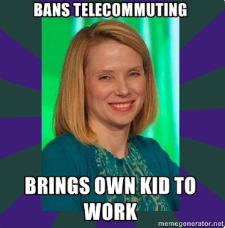 Yahoo CEO Marissa Mayer's Personal Brand Crisis