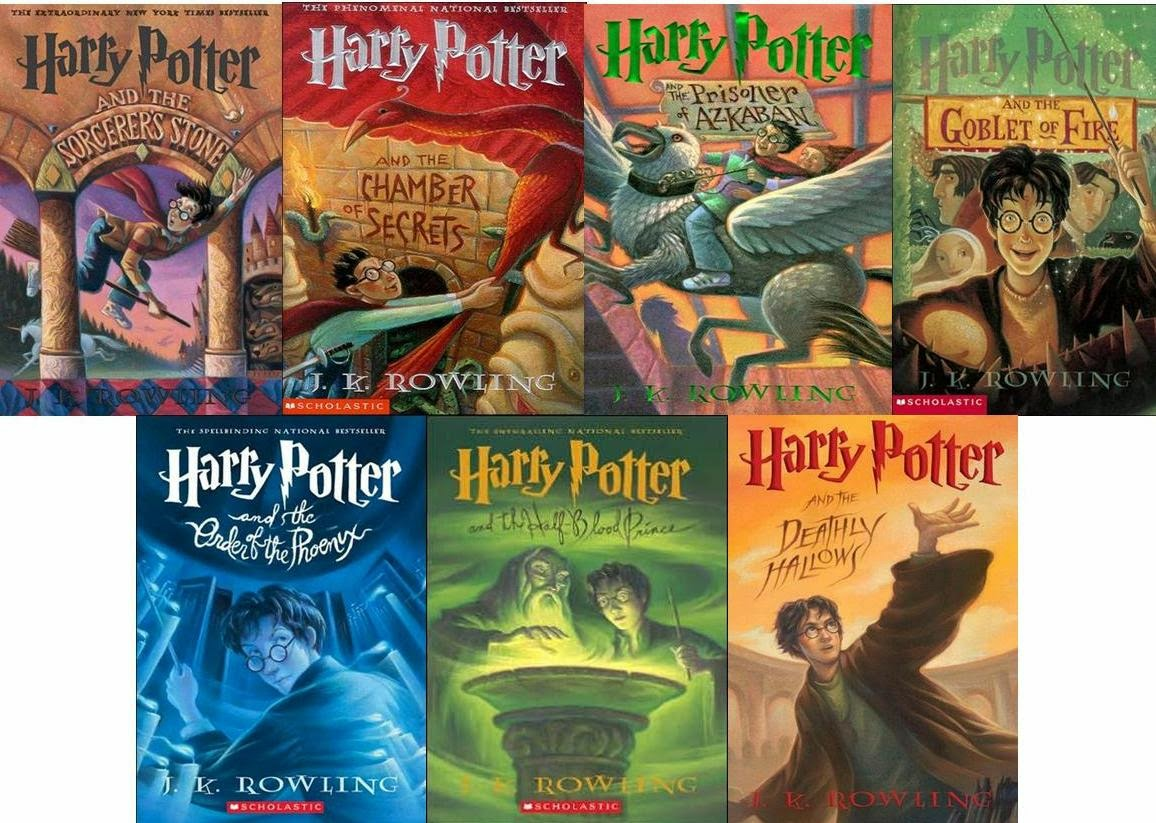 Harry Potter Book Epub : Harry potter series epub pdf overloadportal