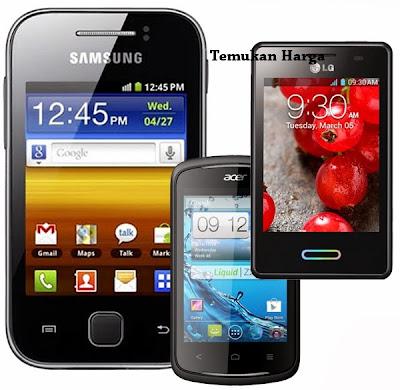 Handphone Android Berkualitas