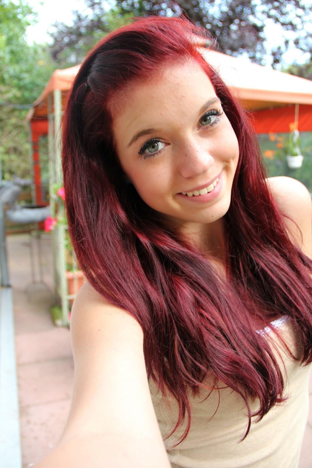 Kann man rote haare auf braun farben
