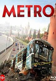Assistir Filme Pânico no Metrô Dublado Online