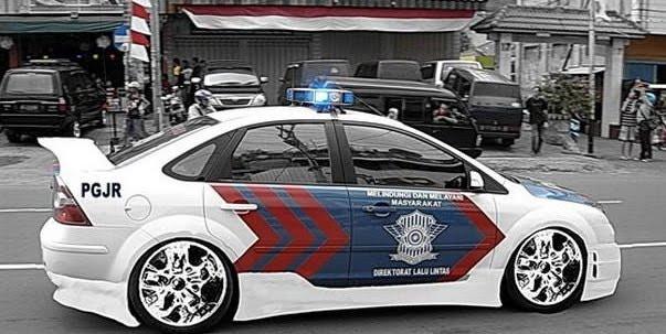 Mobil Modifikasi Indonesia