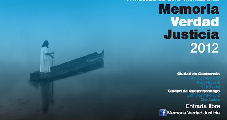 III Muestra de Cine Internacional Memoria Verdad Justicia. Cine gratís!