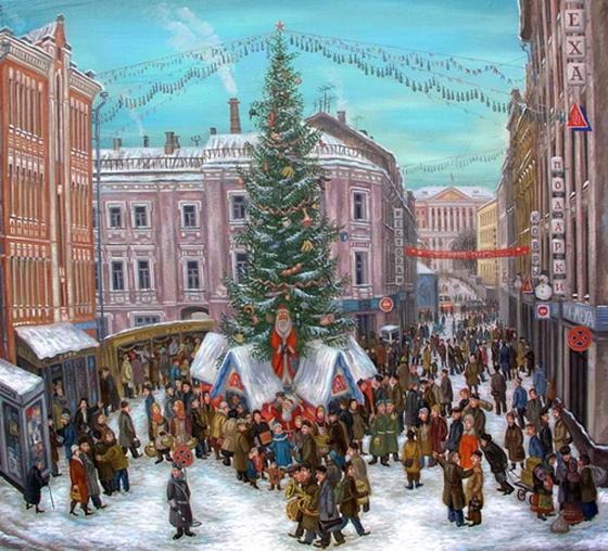 К празднованию рождества христова