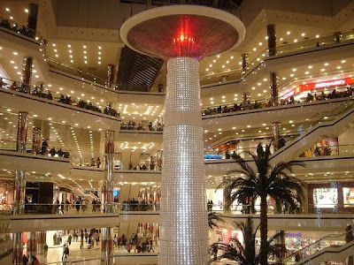 Istanbul shopping mall