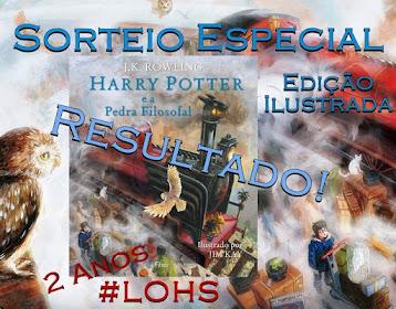 #Sorteio Especial HP!