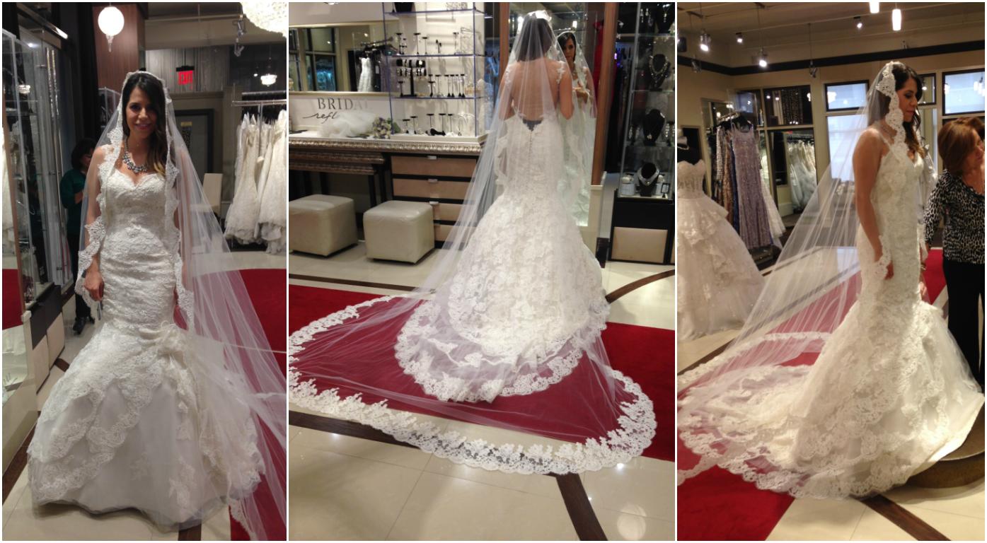 The corporate catwalk by olivia wedding dress shopping for Kleinfeld wedding dress designers